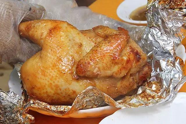 惠州温泉小镇特色土窑鸡
