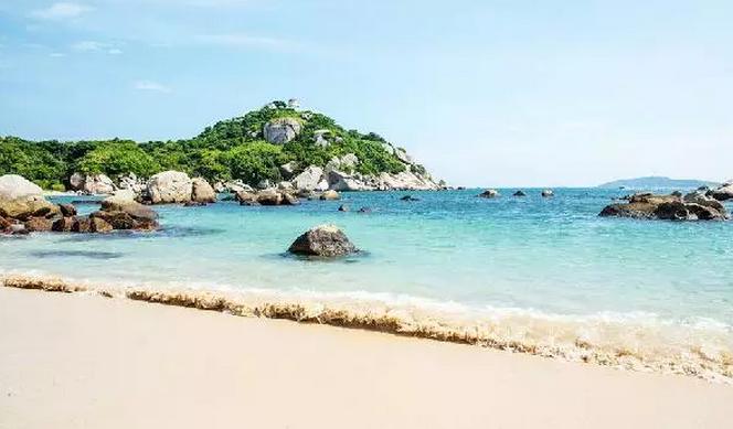 度假攻略 > 游记详情  三角洲岛是中国第一个拥有合法产权的私人海岛